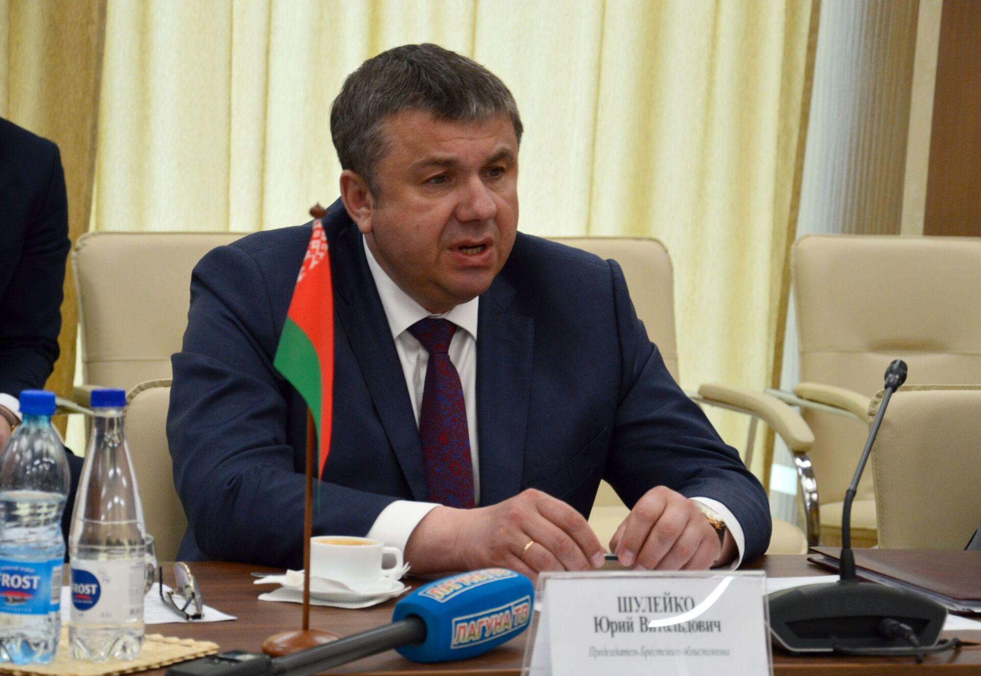В области работают сотни предприятий с участием российского капитала, отметил губернатор Брестчины - Sputnik Беларусь, 1920, 29.06.2021