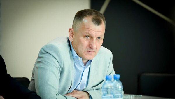 Генеральны дырэктар ХК Дынама (Мінск) Сяргей Сушко  - Sputnik Беларусь