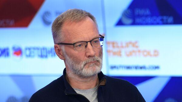 Политолог Сергей Михеев - Sputnik Беларусь