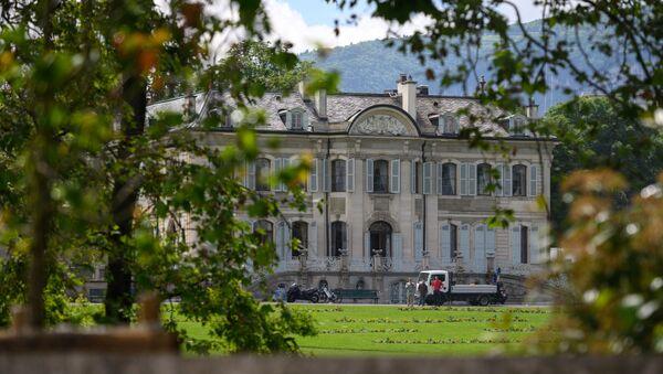 Вилла Ла Гранж в Женеве, где пройдет встреча Путина и Байдена - Sputnik Беларусь