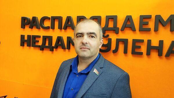 Депутат Палаты представителей, лидер ЛДПБ Олег Гайдукевич - Sputnik Беларусь