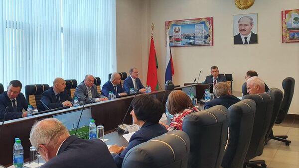 Першы энергаблок БелАЭС прыняты ў прамысловую эксплуатацыю - Sputnik Беларусь