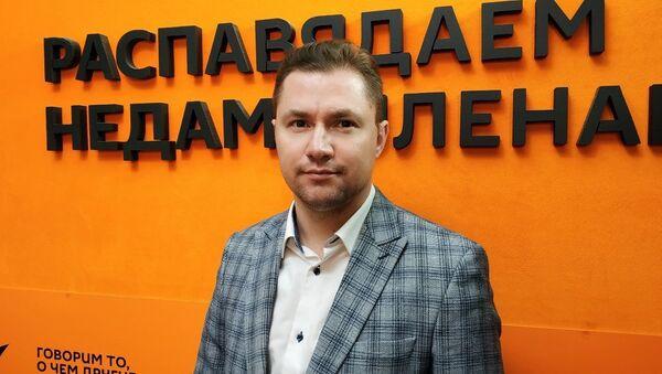 Лущ о заявлении парламентариев и пресс-конференции посла Лукьянова - Sputnik Беларусь