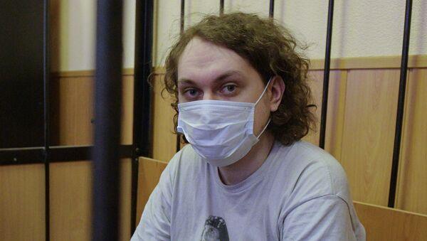 Избрание меры пресечения блогеру Ю. Хованскому - Sputnik Беларусь
