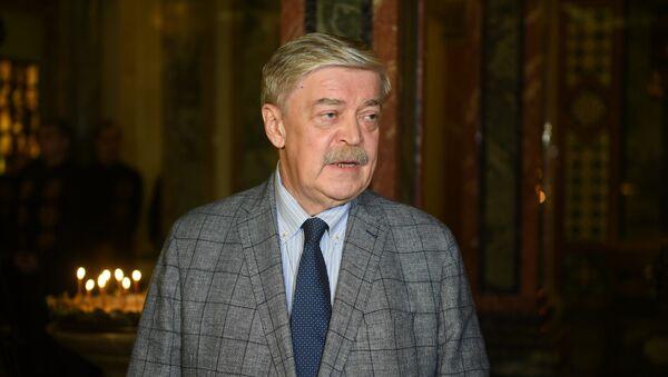 Пасол Расіі ў Беларусі Яўген Лук'янаў - Sputnik Беларусь