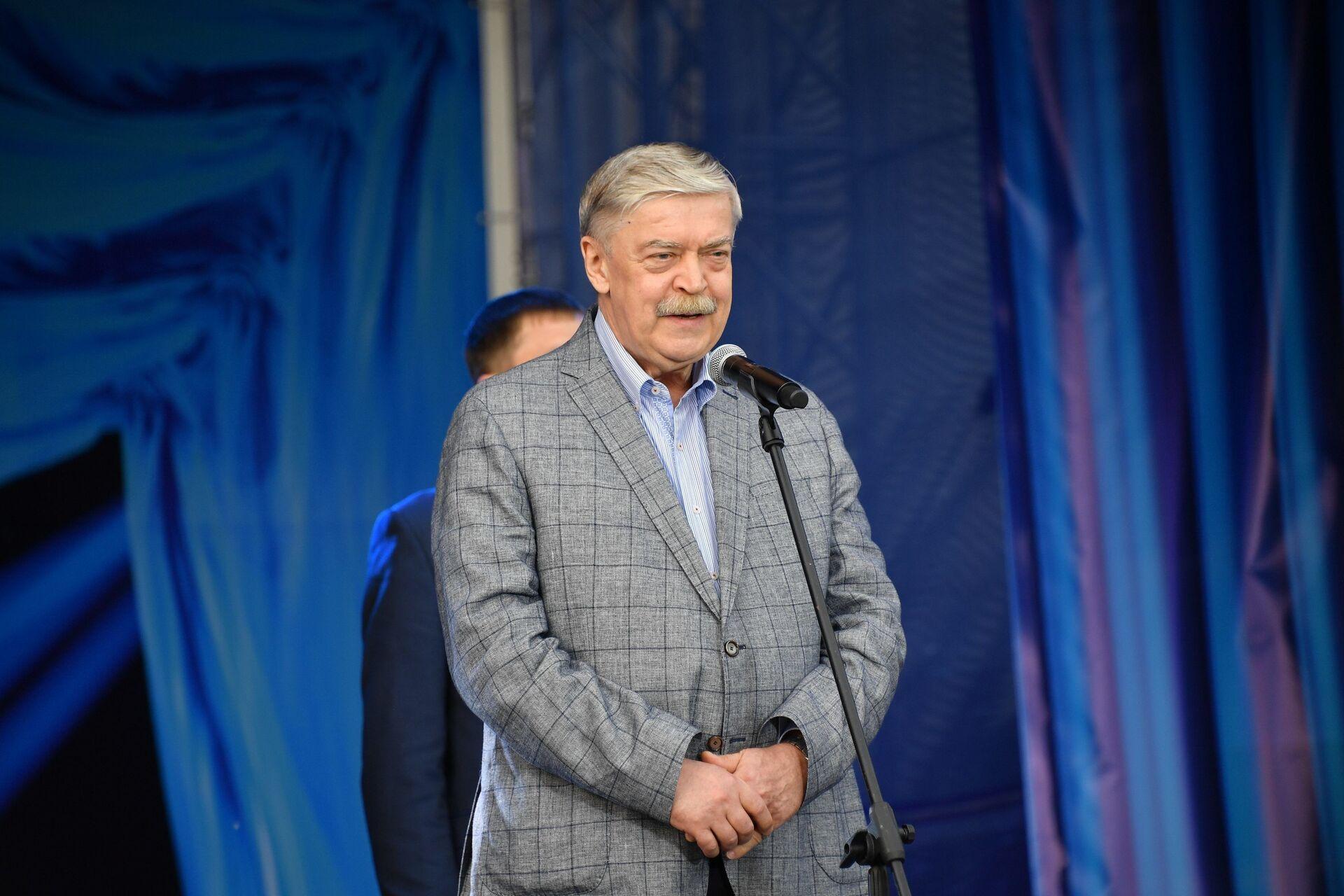 Посол России в Беларуси Евгений Лукьянов - Sputnik Беларусь, 1920, 29.06.2021