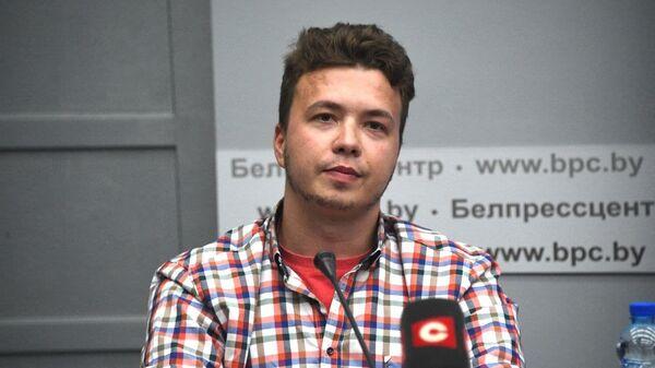 Раман Пратасевіч - Sputnik Беларусь