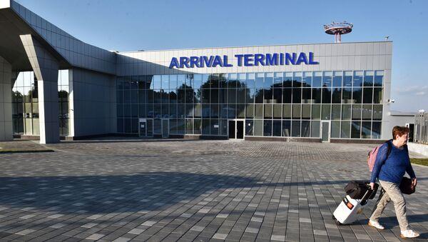 Міжнародны аэрапорт Мінеральныя Воды - Sputnik Беларусь