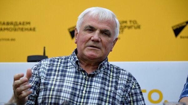 Генеральный секретарь Паралимпийского комитета Беларуси Николай Шудейко - Sputnik Беларусь