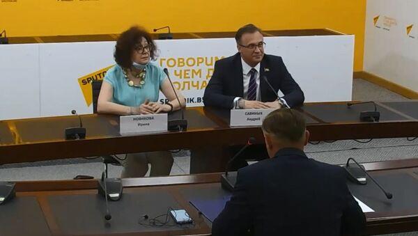 Жыццё пад санкцыямі: што будзе з беларускай эканомікай? - Sputnik Беларусь