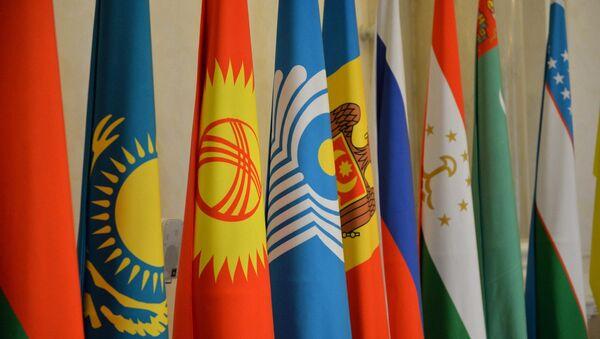 Пасяджэнне Эканамічнага савета краін СНД - відэа - Sputnik Беларусь