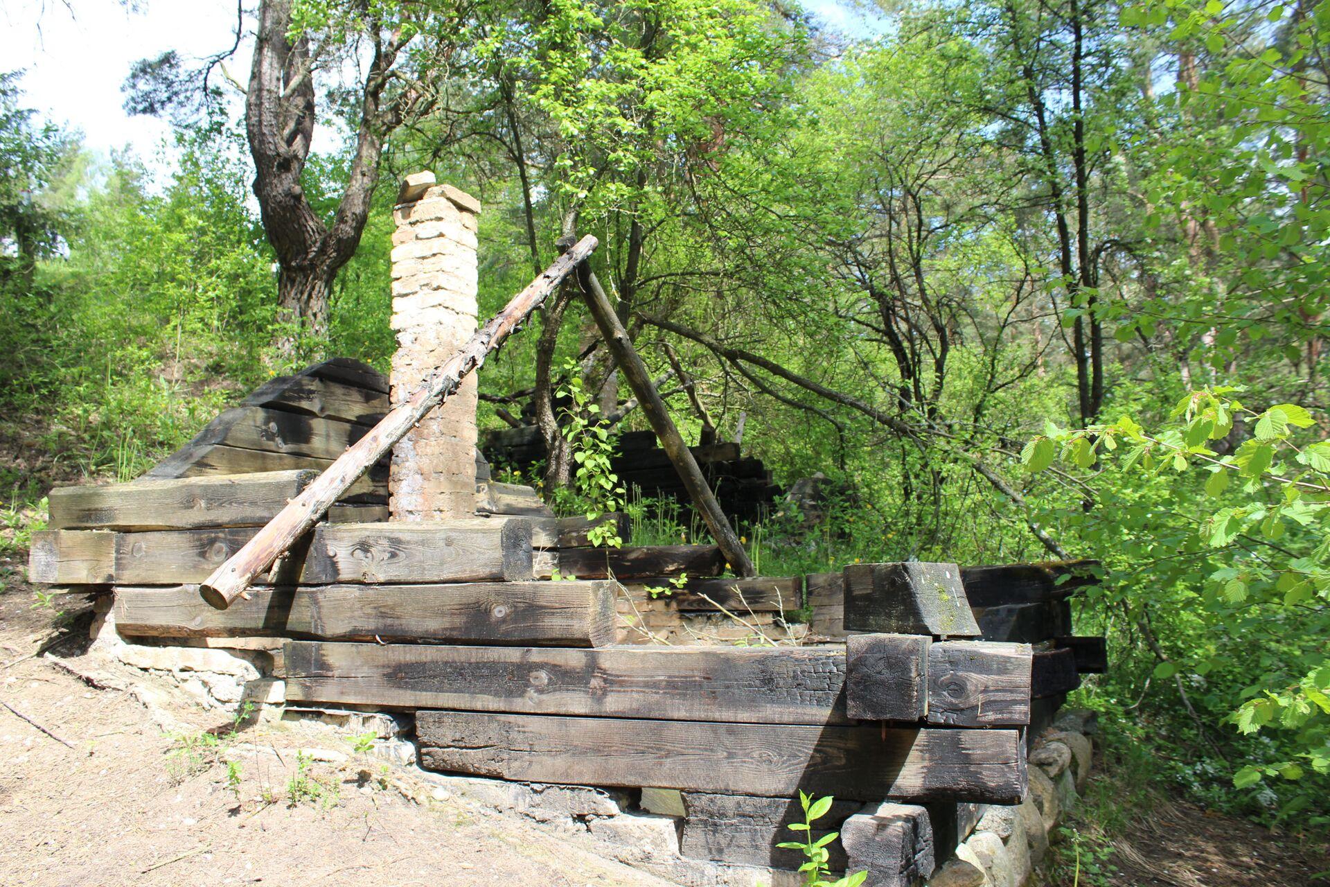 Памятник сожженным деревням - Sputnik Беларусь, 1920, 29.06.2021