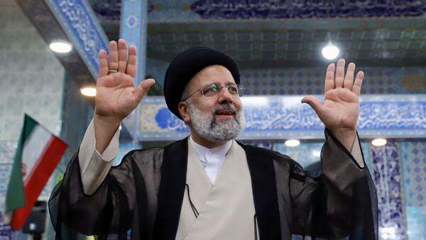 Избранный президент Ирана Ибрагим Раиси - Sputnik Беларусь