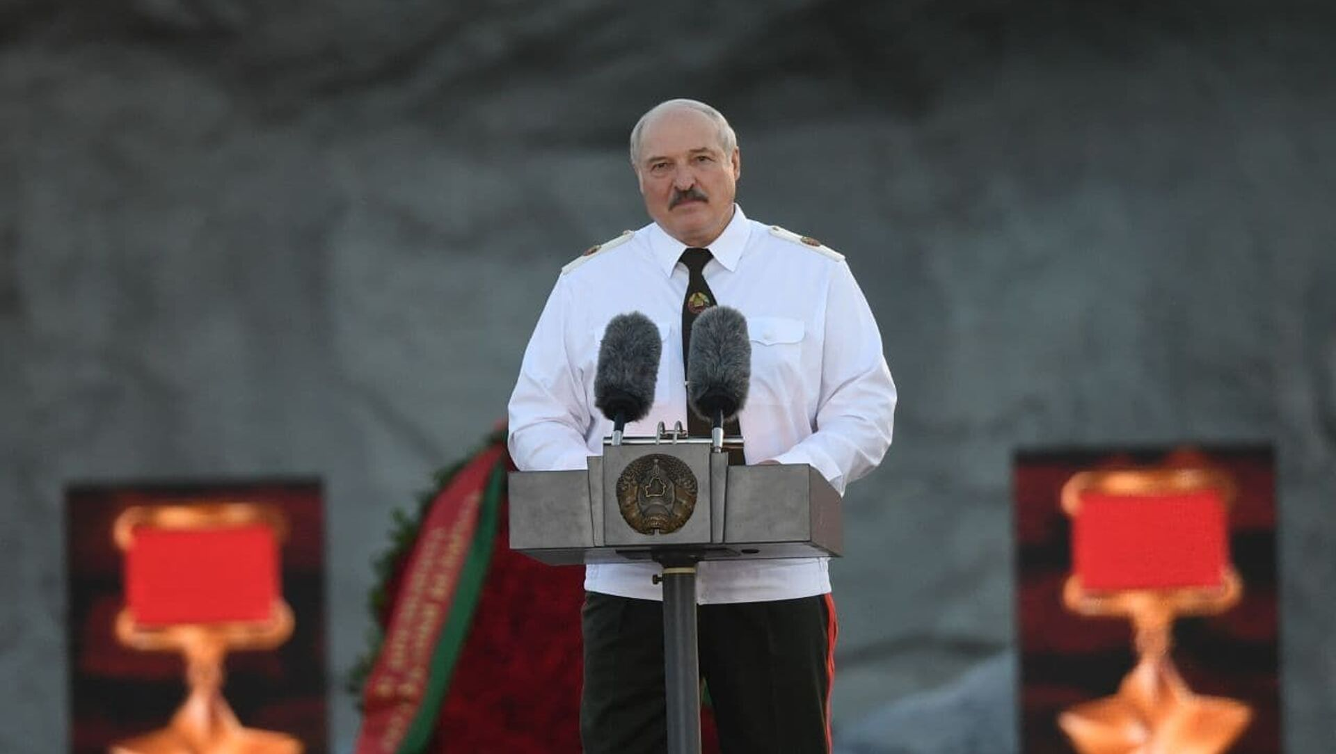 Прэзідэнт Беларусі Аляксандр Лукашэнка - Sputnik Беларусь, 1920, 23.06.2021