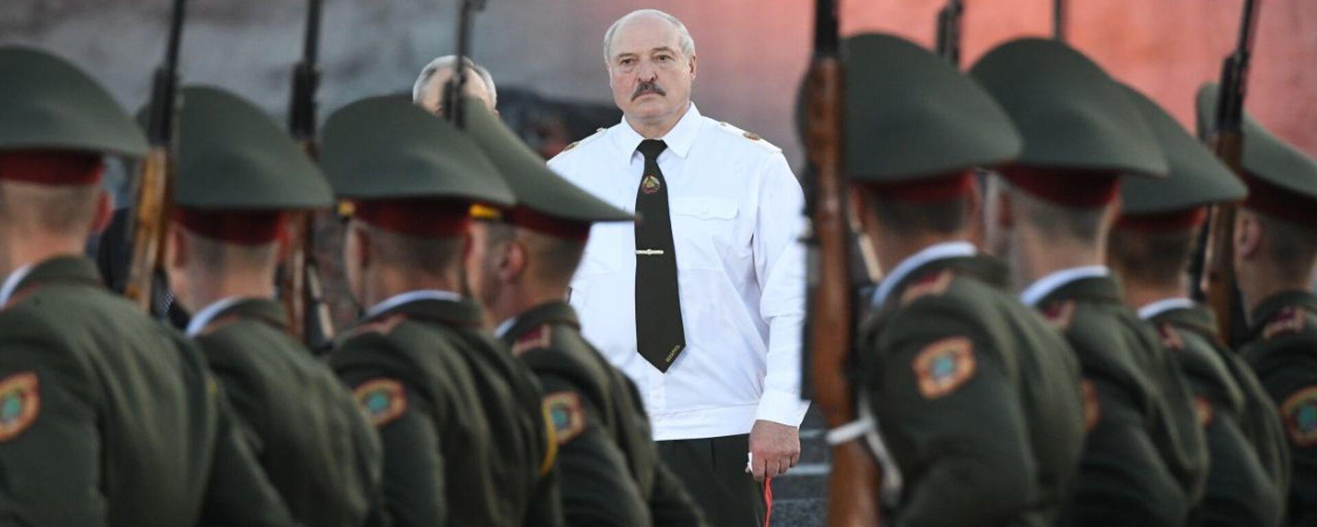 Александр Лукашенко в Бресте - Sputnik Беларусь, 1920, 22.06.2021