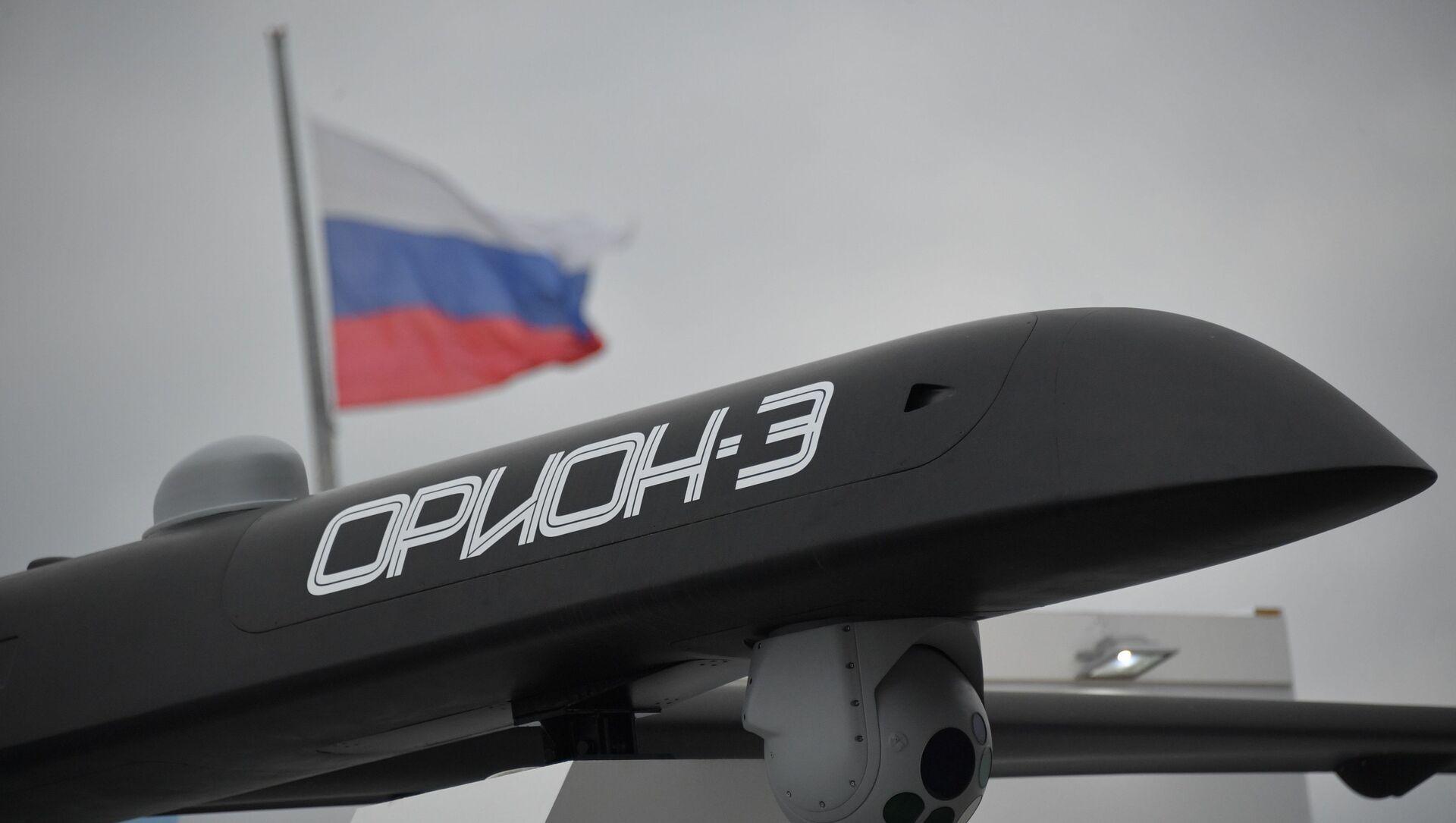 Беспілотны лятальны апарат (БПЛА) Арыён-Э - Sputnik Беларусь, 1920, 24.06.2021