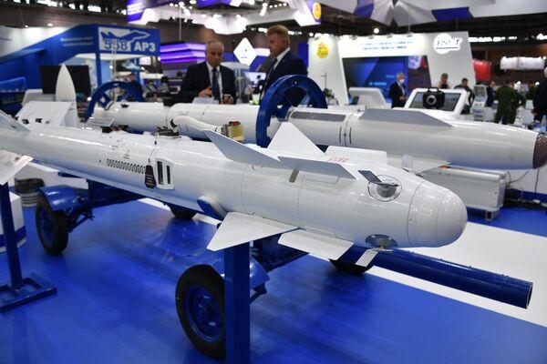 Авиационная управляемая ракета Р-73. - Sputnik Беларусь