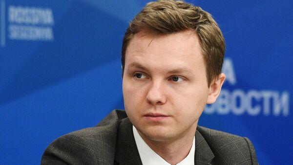 Ведущий аналитик Фонда национальной энергетической безопасности Игорь Юшков - Sputnik Беларусь