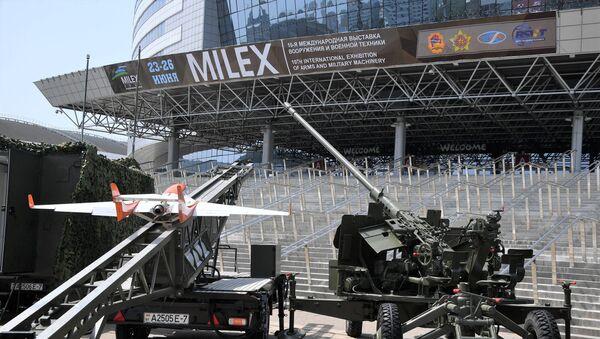 Выставка вооружений MILEX-2021 - Sputnik Беларусь