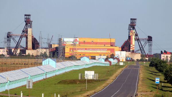 Прадпрыемства Беларуськалій у Салігорску - Sputnik Беларусь