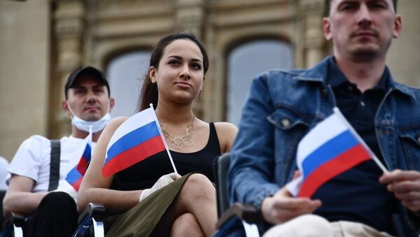 Волонтеры, работавшие в период пандемии коронавируса - Sputnik Беларусь