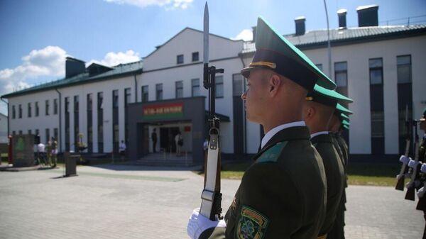 Абноўленую памежную заставу Глушкевічы адкрылі ў Лельчыцкім раёне - Sputnik Беларусь