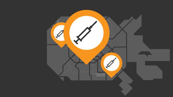 Пункты вакцинации от COVID-19 в Минске - Sputnik Беларусь