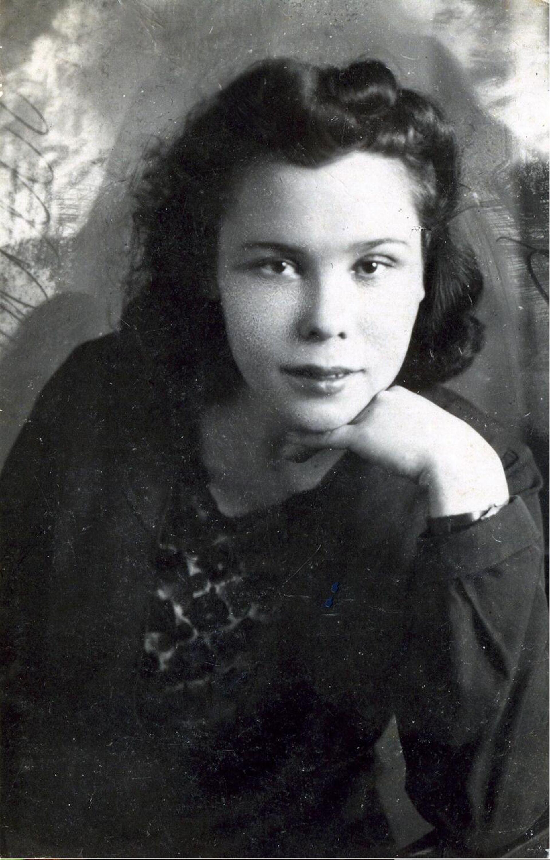 Валентина Буфетова 9 мая 1945 года, Сталинград - Sputnik Беларусь, 1920, 01.07.2021