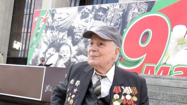 Алексей Буфетов 9 мая 2016 года - Sputnik Беларусь