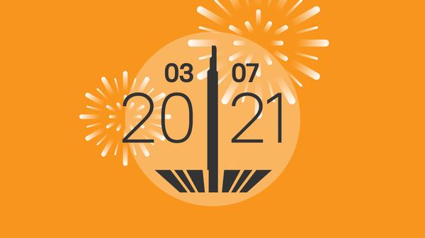 День Независимости – 2021: места проведения праздничного салюта в Минске - Sputnik Беларусь
