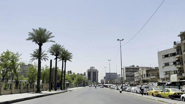 Да +50 градусаў: Ірак і Сірыя знемагаюць ад анамальнай спёкі - відэа - Sputnik Беларусь