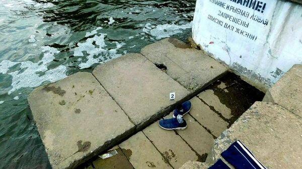 Вырашыў нарваць багавіння: СК паведаміў падрабязнасці гібелі рыбака ў Свіслачы - Sputnik Беларусь