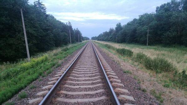 Девушка погибла под поездом вблизи Гродно - Sputnik Беларусь
