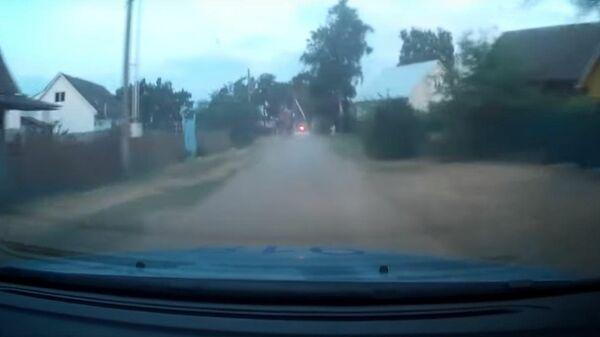 Житель Могилева на Жигулях устроил гонки с ГАИ - Sputnik Беларусь