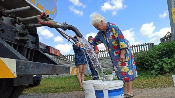 Как в Беларуси очищают воду от нитратов – видео - Sputnik Беларусь