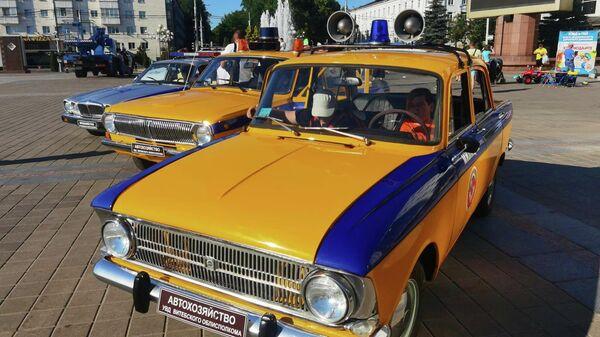 Витебская ГАИ отметила 85-летний юбилей городским праздником - Sputnik Беларусь