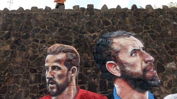 Италия и Англия сыграют в финале Евро-2021 - Sputnik Беларусь