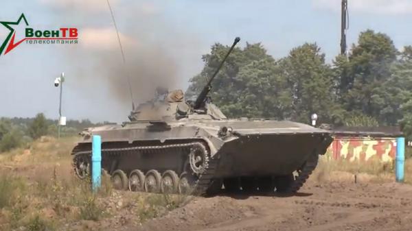 Белорусская пехота готовится к Суворовскому натиску - видео - Sputnik Беларусь