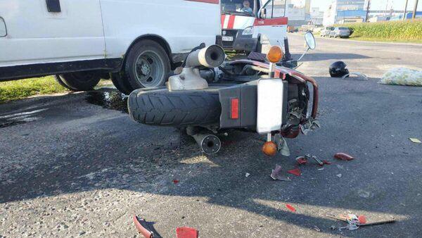 В ГАИ рассказали, как реагируют на всплеск смертельных аварий с мотоциклистами  - Sputnik Беларусь