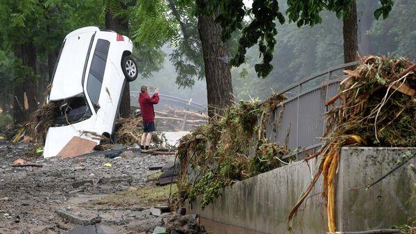 Наводнение в Германии - Sputnik Беларусь