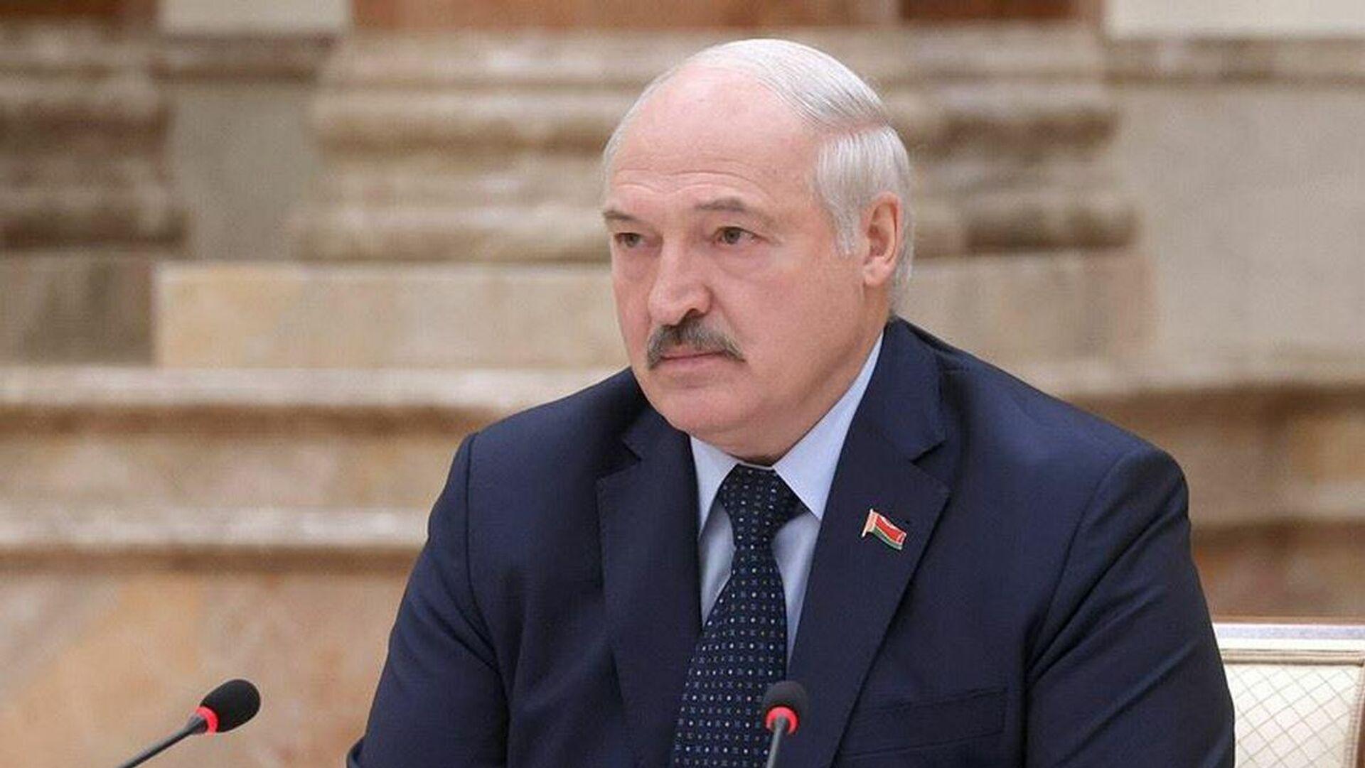 Президент Беларуси Александр Лукашенко - Sputnik Беларусь, 1920, 20.07.2021