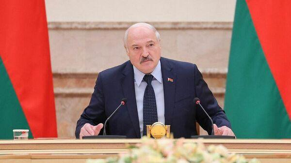 Cовещание у президента Беларуси Александра Лукашенко по приоритетам внешней политики на современном этапе - Sputnik Беларусь