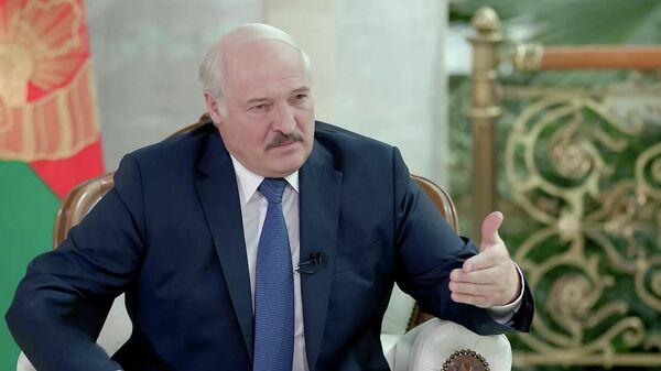 Лукашэнка назваў, хто стаіць за правакацыямі ў Беларусі – відэа - Sputnik Беларусь