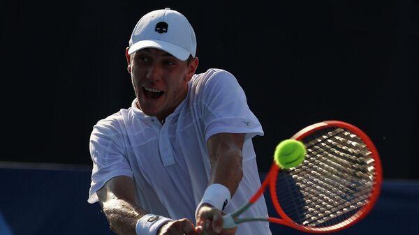 Белорусcкий теннисист Егор Герасимов на Олимпийских Играх в Токио - Sputnik Беларусь