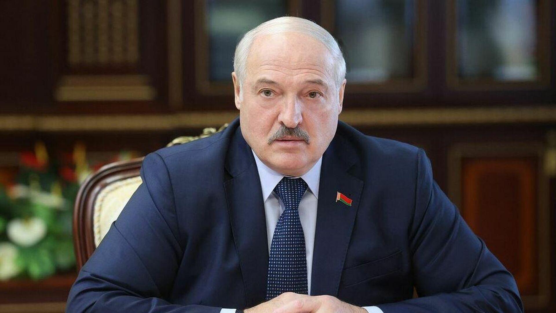 Прэзідэнт Рэспублікі Беларусь Аляксандр Лукашэнка - Sputnik Беларусь, 1920, 05.08.2021