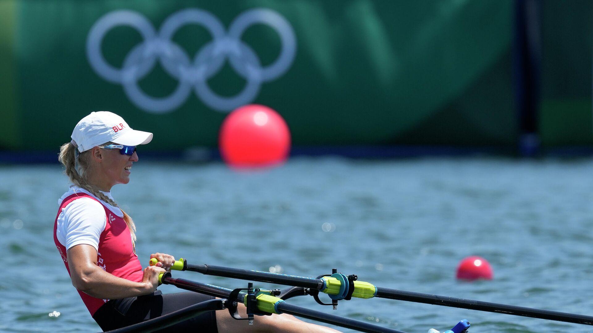 Татьяна Климович на Олимпиаде в Токио - Sputnik Беларусь, 1920, 29.07.2021