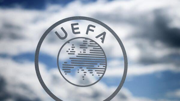 Логотип УЕФА - Sputnik Беларусь