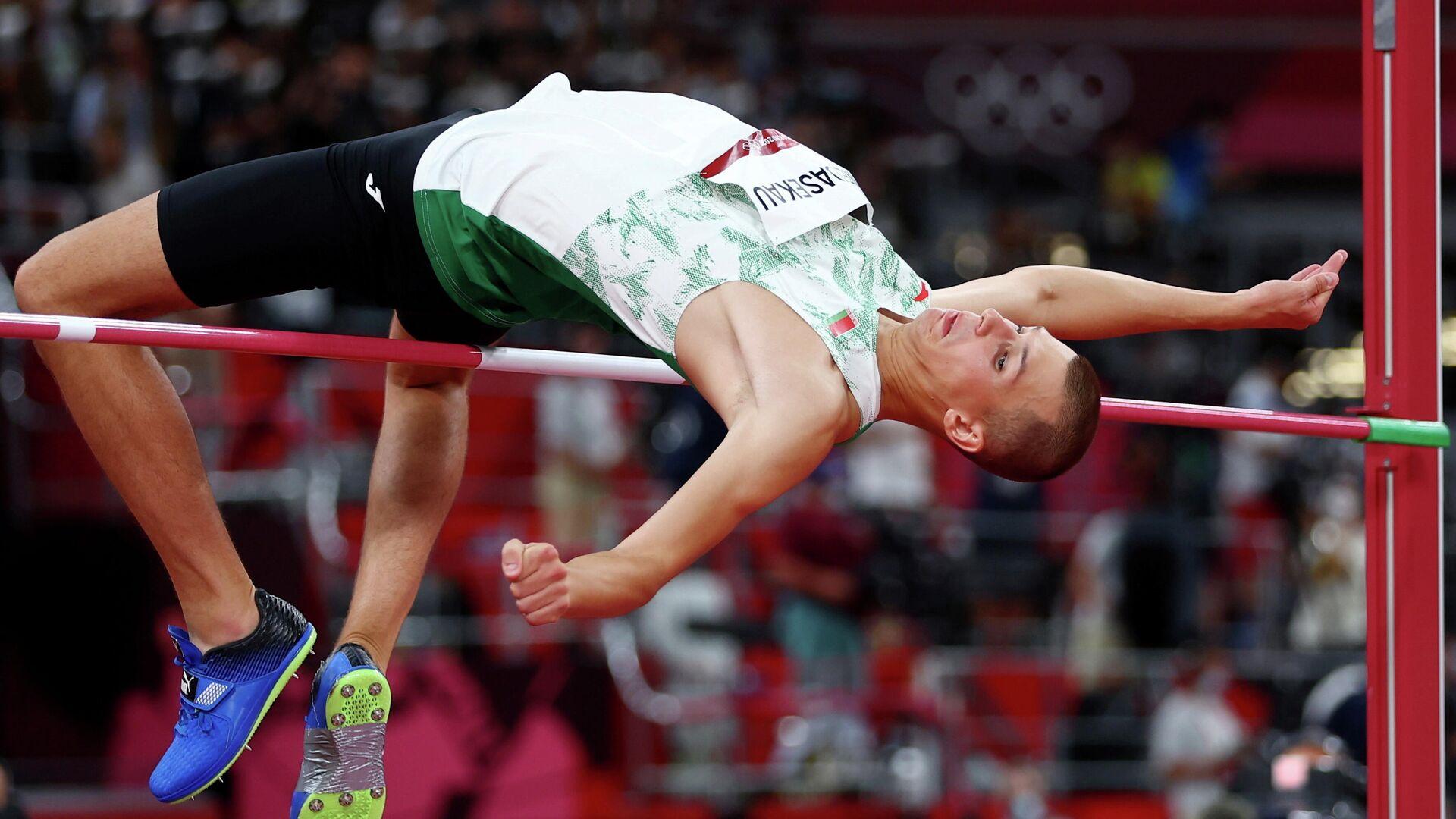 Макис Недосеков в финале Олимпийских игр 2020 года - Sputnik Беларусь, 1920, 01.08.2021