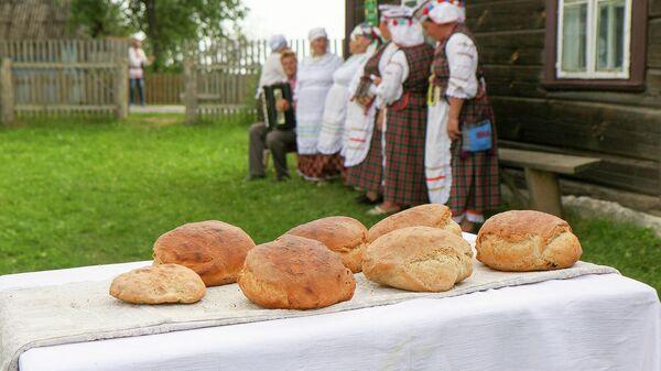 Свята новага хлеба Жораўскі хлебадар - Sputnik Беларусь