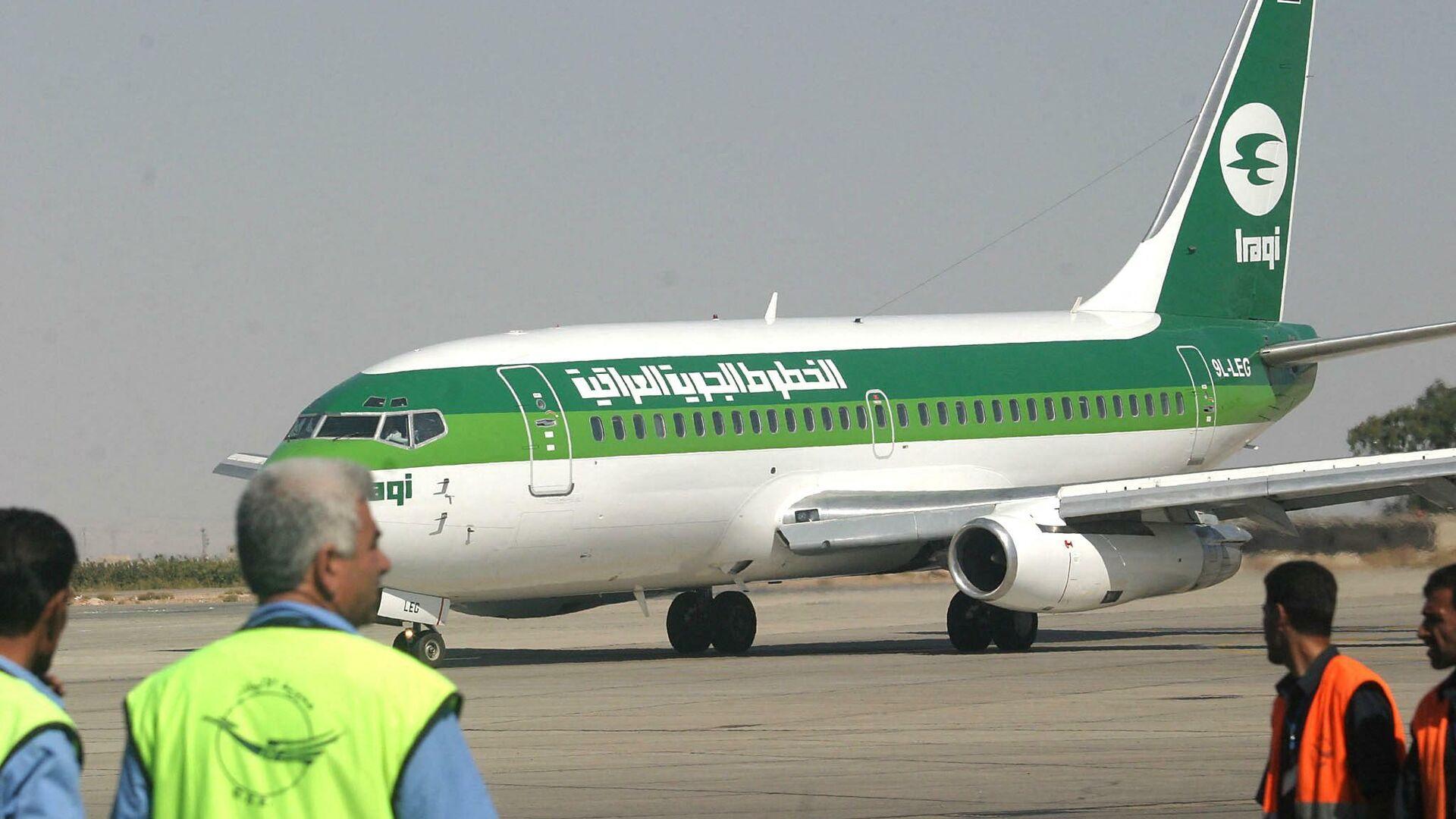 Самолет Iraqi Airways  - Sputnik Беларусь, 1920, 05.08.2021